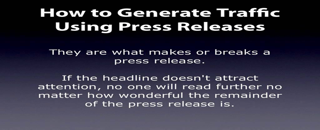 How can you write the perfect Press Release